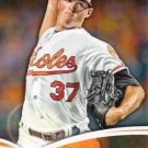 2014 Topps #FN-60 Kevin Gausman Baltimore Orioles The Future is Now