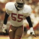 1991 Pro Set #782 John Johnson San Francisco 49ers RC