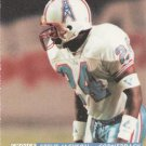 1991 Pro Set #800 Steve Jackson Houston Oilers RC