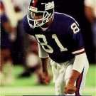 1991 Pro Set #812 Ed McCaffrey New York Giants RC