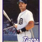1989 Topps Traded Detroit Tigers Team Set