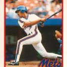 1989 Topps Traded New York Mets Team Set