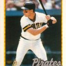 1989 Topps Traded #25T Benny Distefano Pittsburgh Pirates
