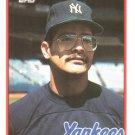1989 Topps Traded #30T Alvaro Espinoza New York Yankees