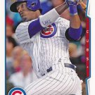 2014 Topps #10 Junior Lake Chicago Cubs