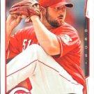 2014 Topps Traded #140 Jonathan Broxton Cincinnati Reds