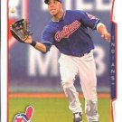 2014 Topps #261 Michael Brantley Cleveland Indians