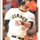 2014 Topps #284 Brandon Belt San Francisco Giants