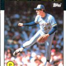 1986 Topps #185 Rollie Fingers Milwaukee Brewers