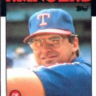 1986 Topps #238 Larry Parrish Texas Rangers