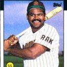 1986 Topps #262 Mario Ramirez San Diego Padres
