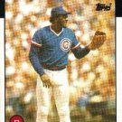 1986 Topps #355 Lee Smith Chicago Cubs