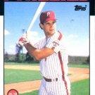 1986 Topps #392 John Russell Philadelphia Phillies