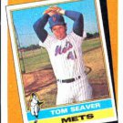 1986 Topps #402 Tom Seaver New York Mets Turn Back the Clock