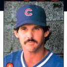 1986 Topps #431 George Frazier Chicago Cubs