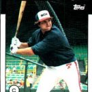 1986 Topps #552 Marc Hill Chicago White Sox