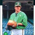 1986 Topps #624 Steve McCatty Oakland A's