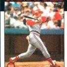 1986 Topps #631 Steve Braun St. Louis Cardinals