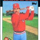 1986 Topps #656 Brian Harper St. Louis Cardinals