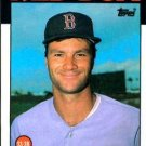 1986 Topps #749 Ed Jurak Boston Red Sox