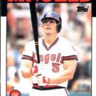 1986 Topps #772 Brian Downing California Angels