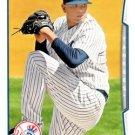 2014 Topps Update #US-69 Dellin Betances New York Yankees