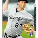 2014 Topps Update #US-232 Scott Carroll Chicago White Sox RC