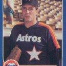 1986 Fleer Update Houston Astros Team Set