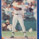 1986 Fleer Update #U-71 Candy Maldonado San Francisco Giants