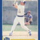 1986 Fleer Update #U-97 Billy Joe Robidoux Milwaukee Brewers