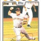 2008 Topps #113 Kevin Frandsen San Francisco Giants