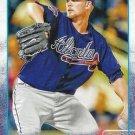 2015 Topps #202 Mike Minor Atlanta Braves