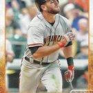 2015 Topps #273 Brandon Hicks San Francisco Giants