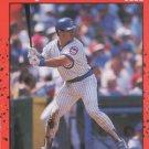 1990 Donruss #404 Joe Girardi Chicago Cubs