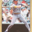 1987 Topps #45 Jim Presley Seattle Mariners
