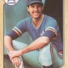 1987 Topps #187 Mark Huismann Seattle Mariners