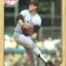 1987 Topps #236 Tommy John New York Yankees