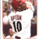 2013 Topps #110 Justin Upton Arizona Diamondbacks