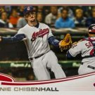 2013 Topps #341 Lonnie Chisenhall Cleveland Indians