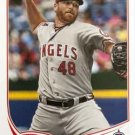 2013 Topps #352 Tommy Hanson Los Angeles Angels