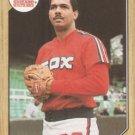 1987 Topps #421 Jose DeLeon Chicago White Sox