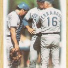 1987 Topps #431 Los Angeles Dodgers Team Leaders