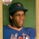 1987 Topps #603 Dwight Gooden New York Mets All Star