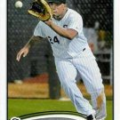 2012 Topps #362 Dayan Viciedo Chicago White Sox