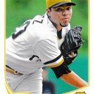 2013 Topps Update #US-92 Jeanmar Gomez Pittsburgh Pirates