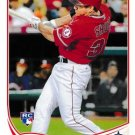 2013 Topps Update #US-155 JB Shuck Los Angeles Angels RC