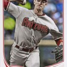 2013 Topps #406 Brandon McCarthy Arizona Diamondbacks