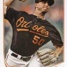 2013 Topps #423 Miguel Gonzalez Baltimore Orioles
