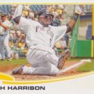 2013 Topps #430 Josh Harrison Pittsburgh Pirates