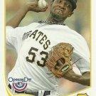 2013 Topps Opening Day #105 James McDonald Pittsburgh Pirates